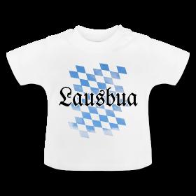Bayern T-Shirts für boarische Lausbuam