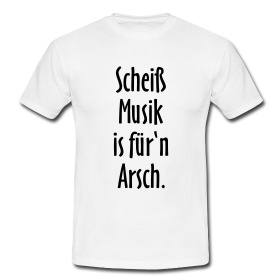Musik T-Shirts