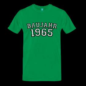 Baujahr 1965 Geburtstags T-Shirts