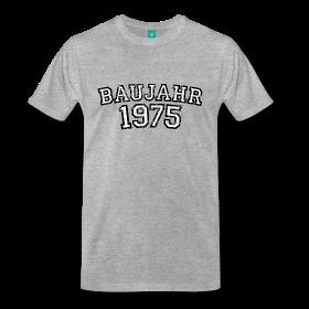 baujahr 1975 t-shirt