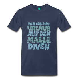 Urlaub auf den Malle Diven Mallorca T-Shirts