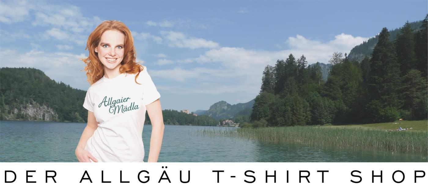 Allgäu T-Shirts Shop