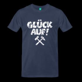 glueck auf ruhrgebiet t-shirts