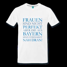 Frauen aus Bayern sind fast perfekt