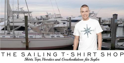 Segel T-Shirts und Geschenke fürSegler