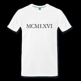 MCMLXVI 1966 VINTAGE SCHWARZ