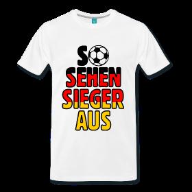 Fußball Fan T-Shirts