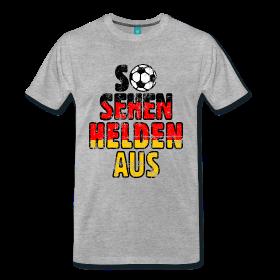 T-Shirts für Deutschlandfans