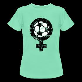 Frauen Fußball Power