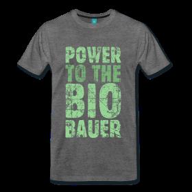Power to the Biobauer - Weihnachtsgeschenke für Anspruchsvolle