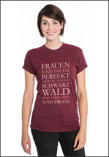 Schwarzwaldmädel T-Shirts