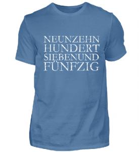 1957 Geburtstag T-Shirts