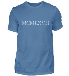 1967 Geburtstag T-Shirt Römisch
