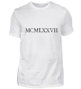 1977 Römisch T-Shirts