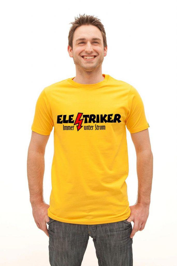 Elektriker T-Shirts