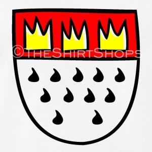 Köln T-Shirts Kölner Wappen