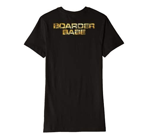 Boarder Babe T-Shirt