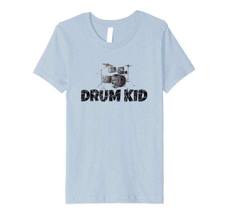 Drum Kid T-Shirts