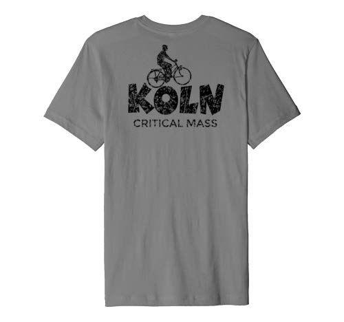 Critical Mass Köln Fahrrad T-Shirts