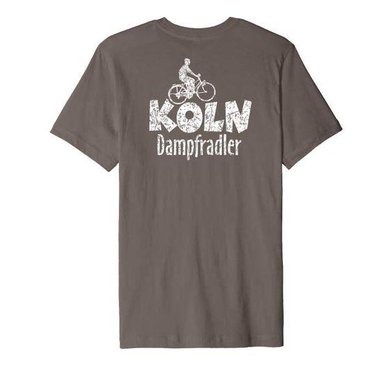 Köln Dampfradler T-Shirts