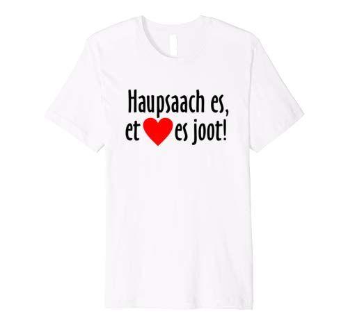 Köln T-Shirts mit kölschen Sprüchen