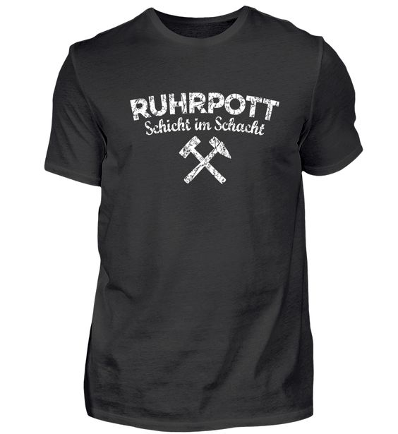 Schicht im Schacht Ruhrpott T-Shirts